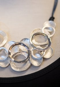 Circles & Bubbles Necklace